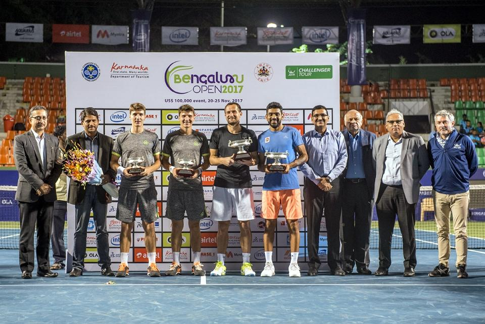 Unheralded Sumit stuns Bhambri, storms into the finals of Bengaluru Open