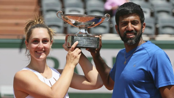 French Open 2017: Rohan Bopanna-Gabriela Dabrowski Beat Robert Farah-Lena Gronefeld To Claim Mixed Doubles Title