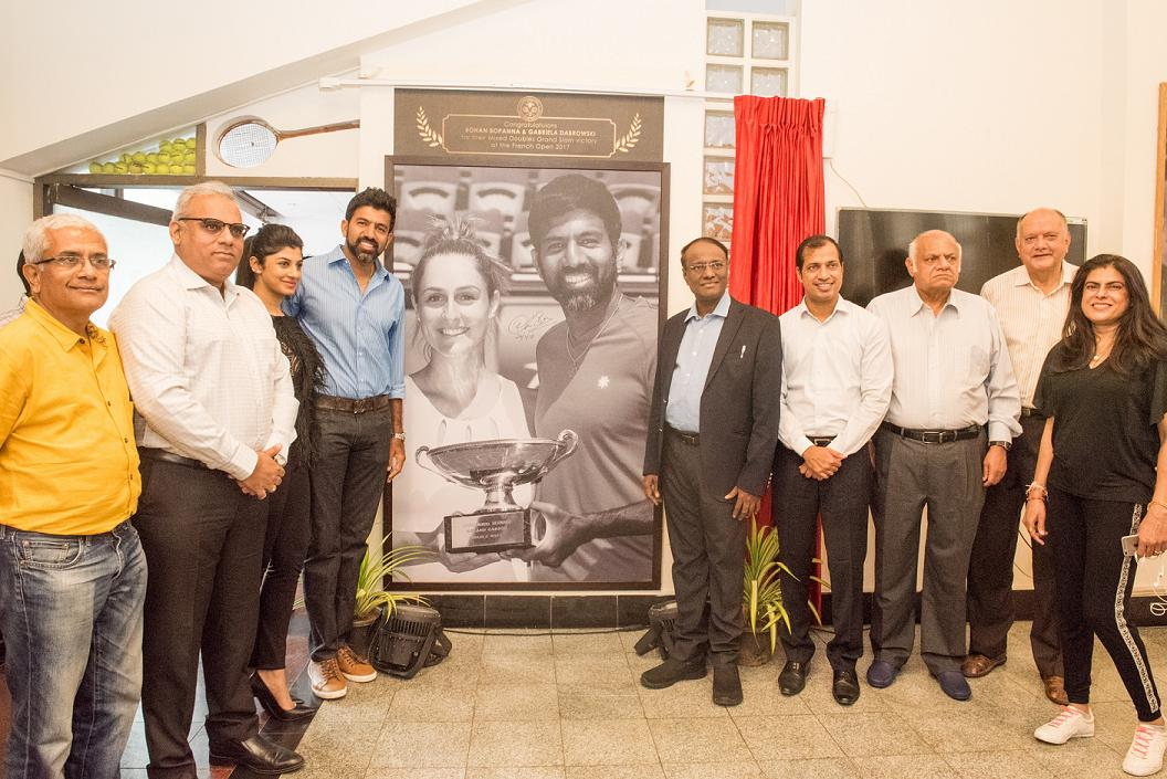 Rohan Bopanna accorded 'Roll of Honour' at KSLTA