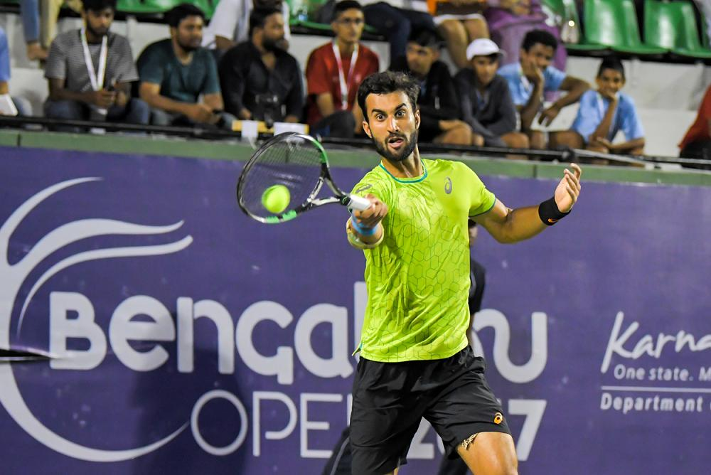 Fancied players bite the dust at Bengaluru Open