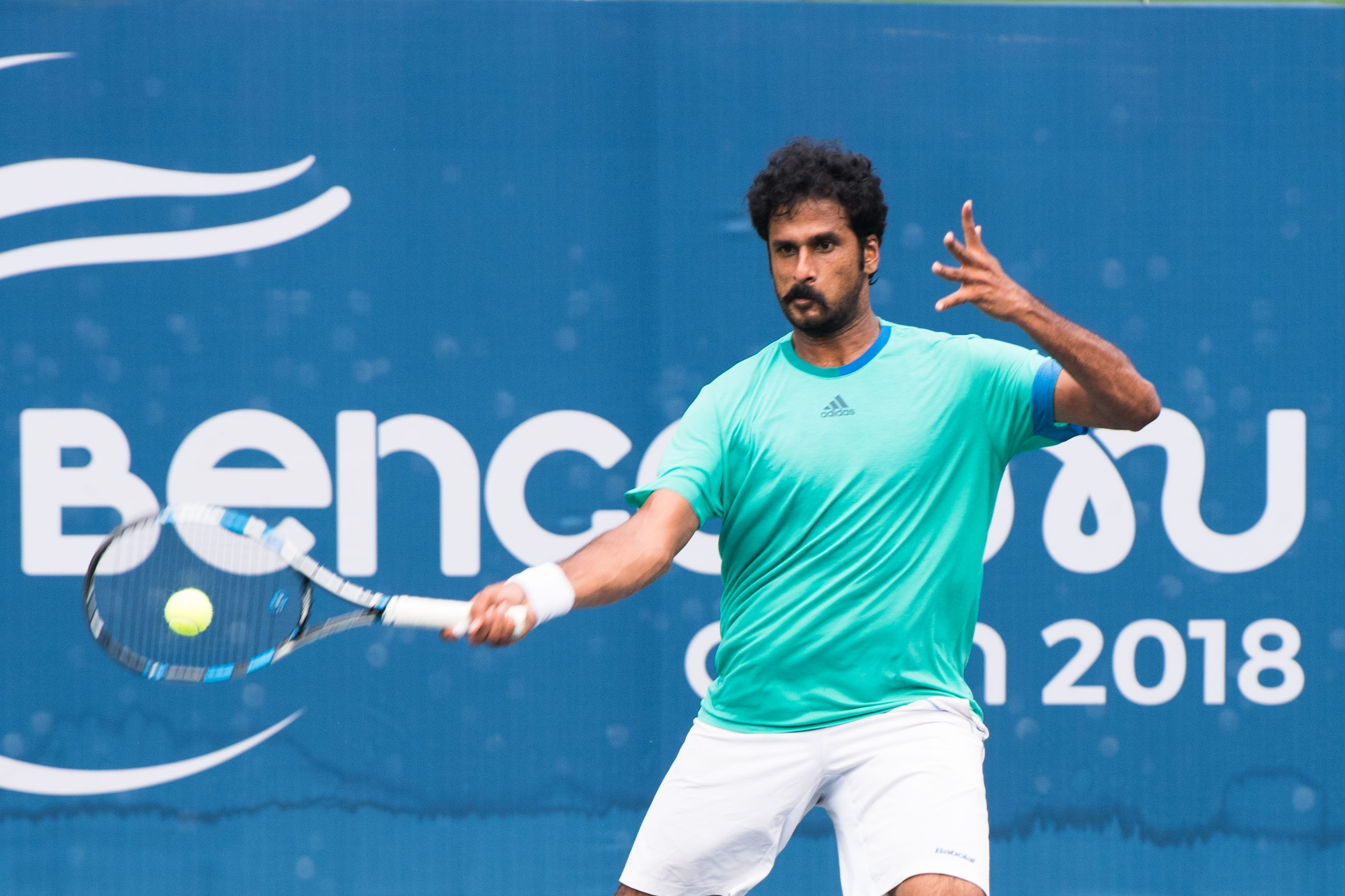 Prajnesh, Saketh reach semifinals at Bengaluru Open ATP Challenger